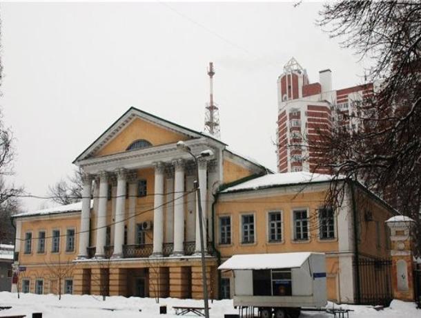 В Воронеже за 24 млн отреставрируют дом врача Мартынова