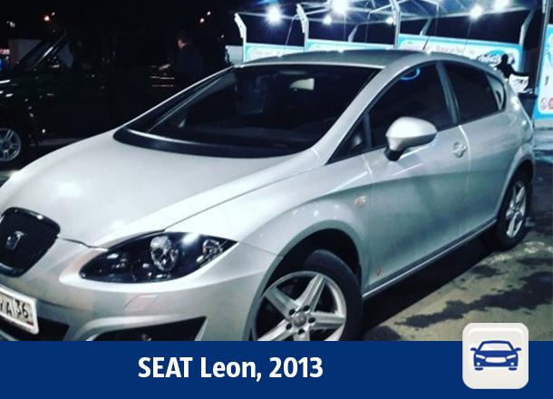 Seat Leon продают в Воронеже