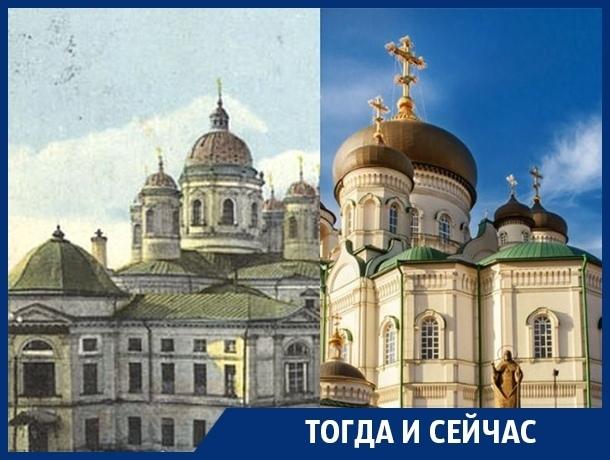 Какую мученическую историю переживал Благовещенский собор Воронежа