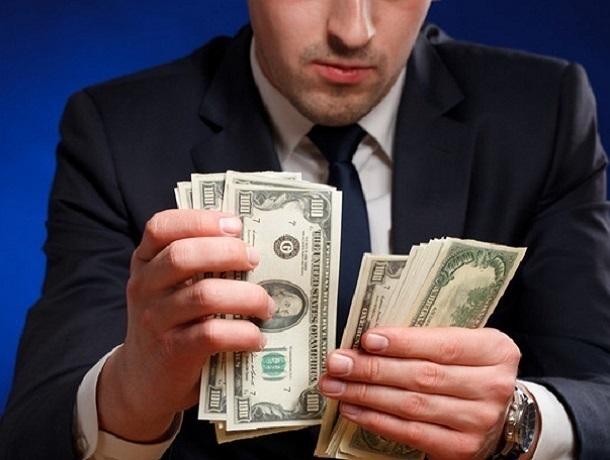Названы заработной платы топ-менеджеров вВоронеже