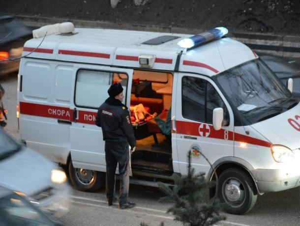 ВВоронеже словили водителя иномарки, который сбил женщину и исчез