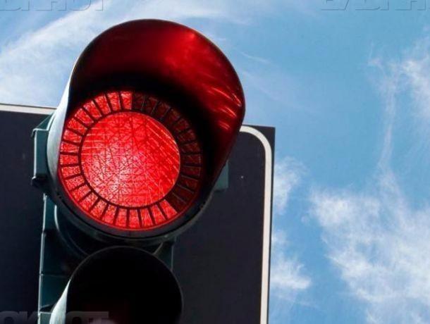 Умные светофоры начнут работать в Воронеже с конца января
