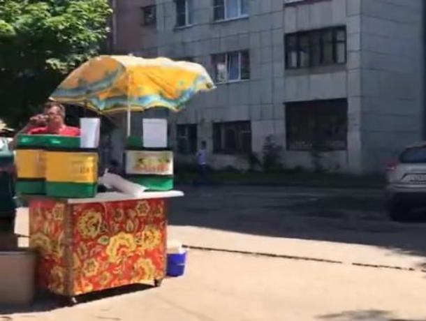 Воронежцы высмеяли «квасового Шамардина»