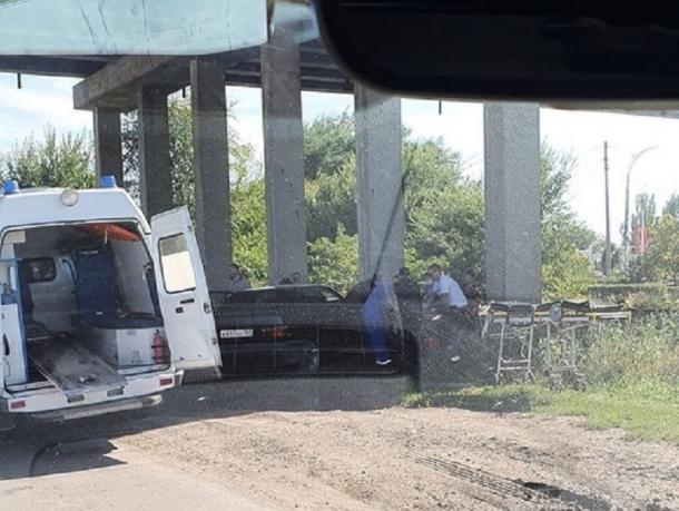 Два человека погибли под Воронежем встолкновении «Лады» с грузовым автомобилем