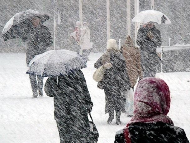 Воронежцев предупредили осильном ветре иметели 5января