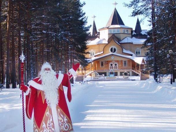 ВСаратов приедут всероссийский дедушка Мороз извезда НТВ