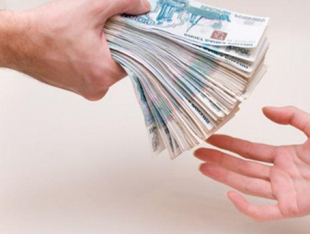 В2015 году воронежские учреждения набрали кредитов на165 млрд руб.