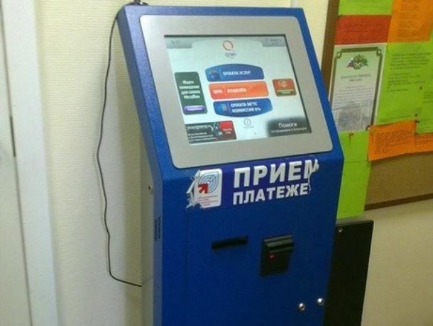 Дело банды грабителей терминалов передали в суд в Воронеже
