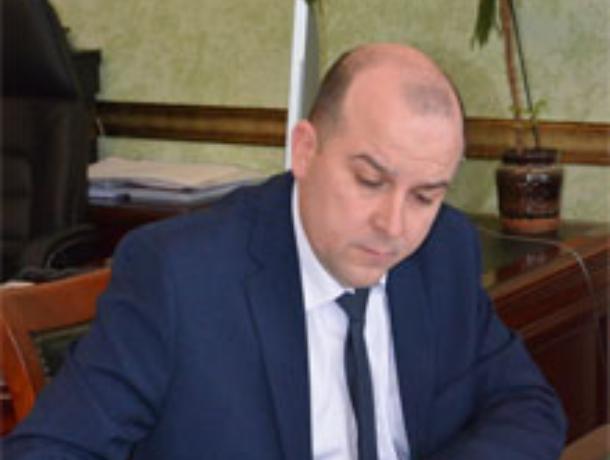 Глава Поворинского района прокомментировал уход Юрия Волошина