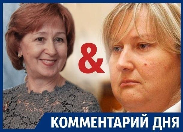 В воронежском правительстве назвали «чушью» историю про бизнес жён Гордеева и Лужкова
