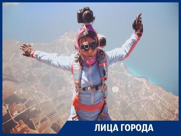 При мне погибло два человека, - воронежская парашютистка Галина Кленяева