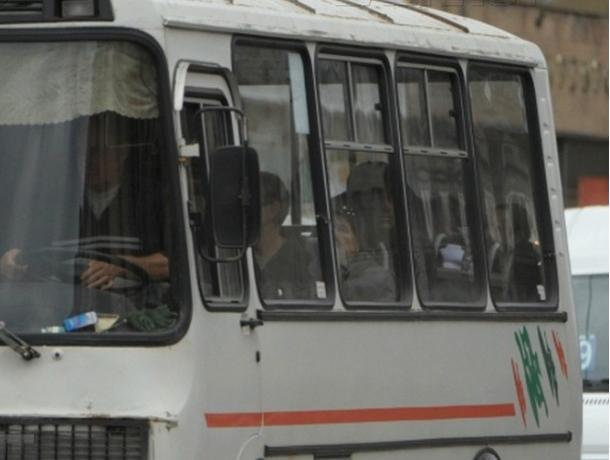ВВоронеже изменился маршрут автобуса №68а