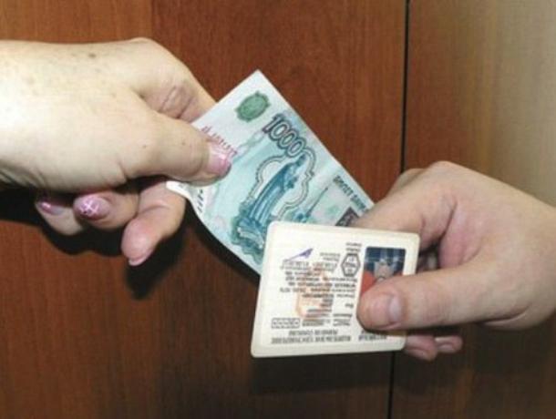 Воронежцы не хотят давать взятки за получение водительских прав