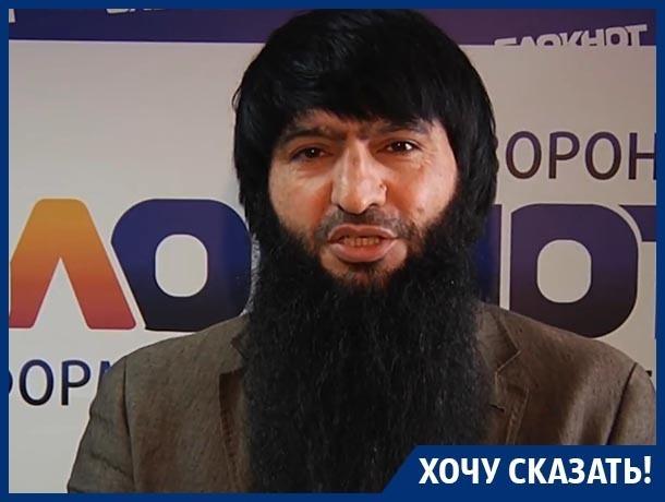 Воронежского мусульманина оштрафовали после пятничной молитвы