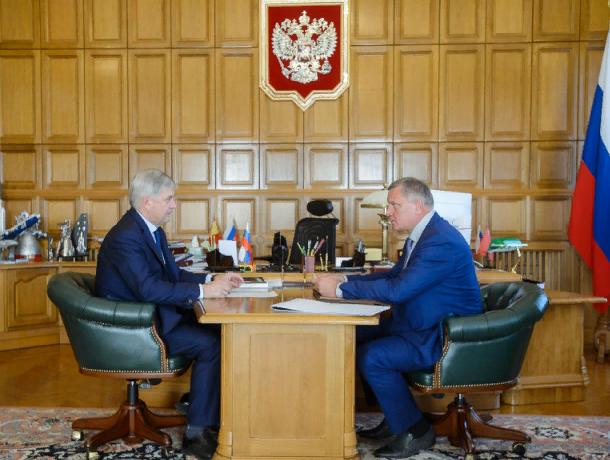 На реализацию спортивного проекта в Воронежской области выделят 1,5 млрд