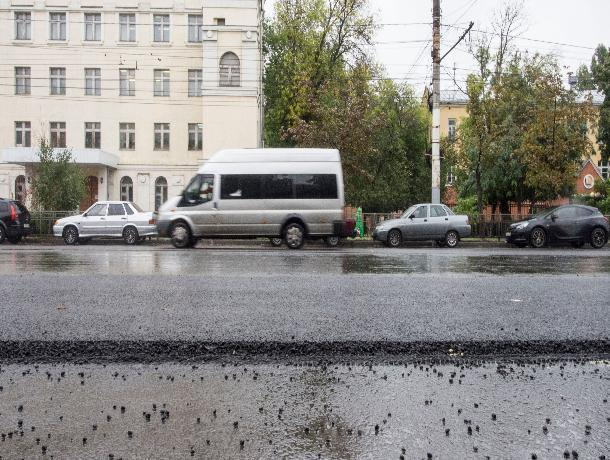 В Воронеже «закопают» в дороги дополнительно 600 миллионов рублей