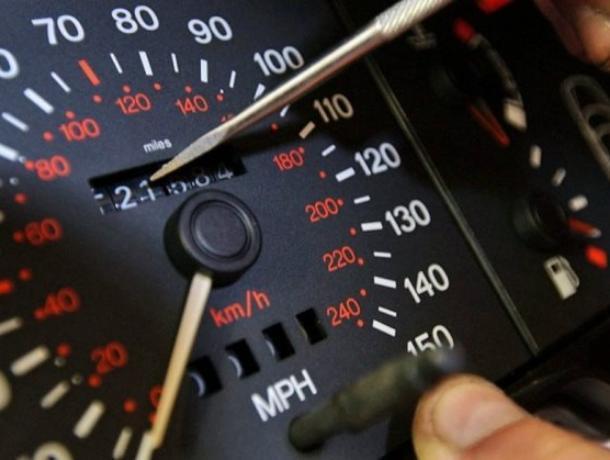 Воронежцы скручивают пробег при продажи авто в среднем на 56 тыс км
