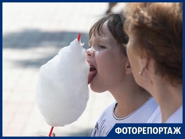 Как проводит мирные выходные опасный парк Воронежа