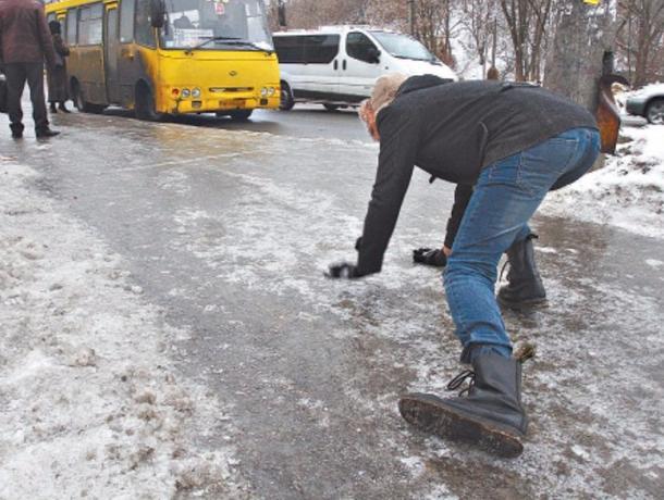 Воронежец отсудил ууправы четверть млн. руб. засломанную вгололёд ногу