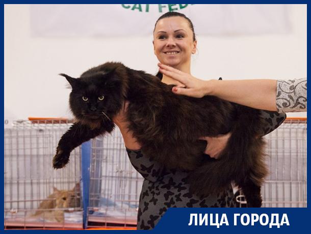 Секреты элитных кошек рассказала знаменитая воронежская заводчица