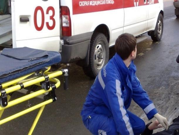 ВВоронежской области 75-летняя автомобилистка насмерть сбила пешехода
