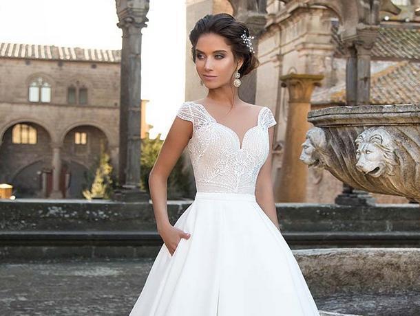 Волшебные свадебные платья
