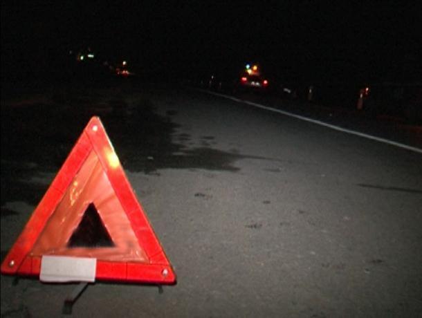 Два легковушки и«ПАЗ» сбили пешехода наЛевом берегу Воронежа