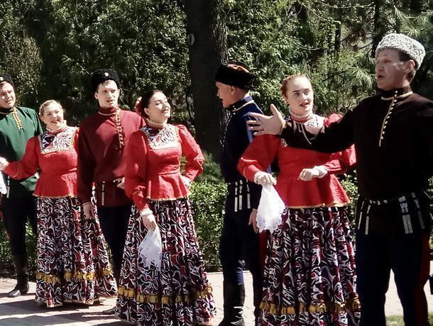 Кконцу весны воронежцев вКольцовском сквере ожидают бесплатные концерты