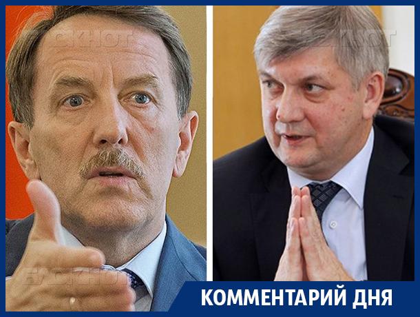 Почему Гусев не получит по шапке после самого низкого показателя голосов за Путина в Черноземье