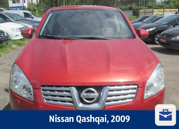 Nissan Qashqai продается в Воронеже