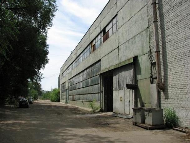 В Воронеже москвичи банкротят завод им. Калинина