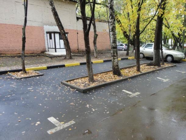 Воронежцы рассказали о пакостях пожилого автомобилиста за парковочное место