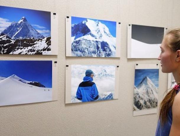 В Воронеж привезут выставку фотографий погибшего альпиниста