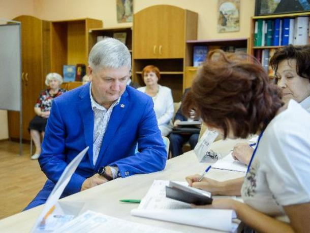 37% воронежцев заметили административный ресурс на выборах губернатора