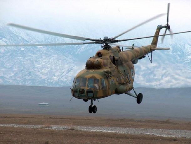 Вертолет с воронежскими альпинистами совершил жесткую посадку в Таджикистане