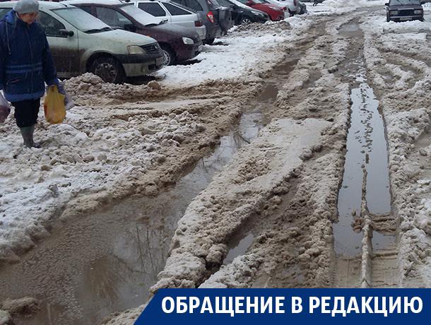 Коммунальщики и главы управ не знают нового мэра, - житель Воронежа