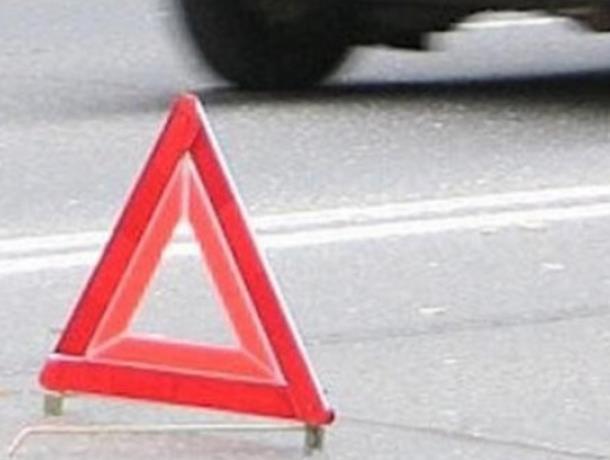 Пешеход-нарушитель попал под колеса  Mitsubishi в Воронеже