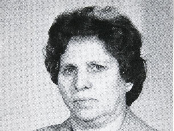 Ушла из жизни бывший директор воронежской «Никитинки»