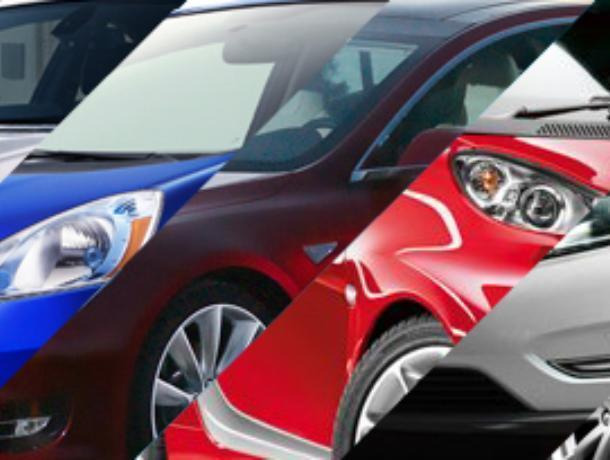 ВЕкатеринбурге автолюбители предпочитают покупать автомобили черного цвета