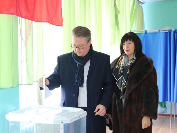 Временный мэр Воронежа Кстенин «свой выбор сделал»