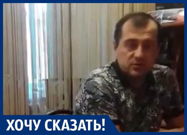 В сервис-центре выманивают деньги за некачественный ремонт техники, – воронежец Олег Сидячих