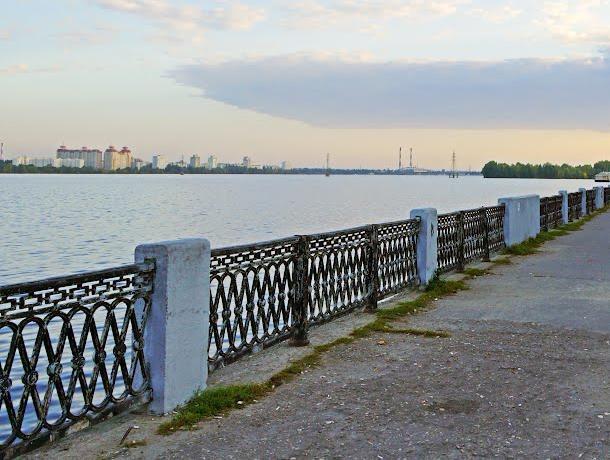 В Воронеже разработают концепцию новой Петровской набережной