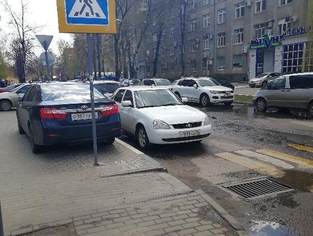 Борца с автохамами сравнили с Павликом Морозовым в Воронеже