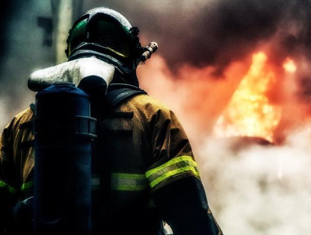 В Воронеже в сгоревшей постройке нашли труп 29-летнего мужчины