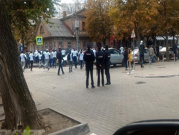 Воронежский суд арестовал 2-х  участников потасовки  наматче «Факел»— «Динамо»