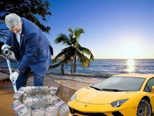 Какие бонусы получит Гусев по закону о золотых пенсионерах Воронежской области