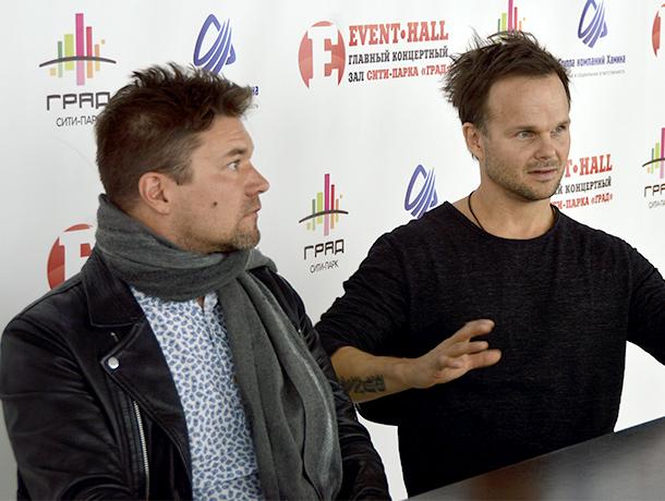 The Rasmus обещали спеть песню «Сектора Газа» наконцерте вВоронеже