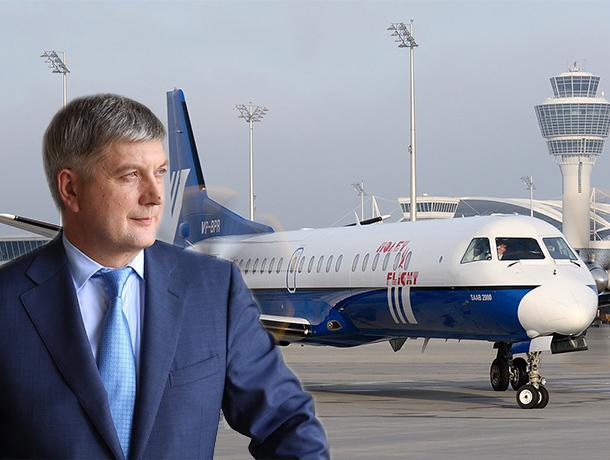 В воронежском правительстве прокомментировали «золотой парашют» и авиаподарки для чиновников