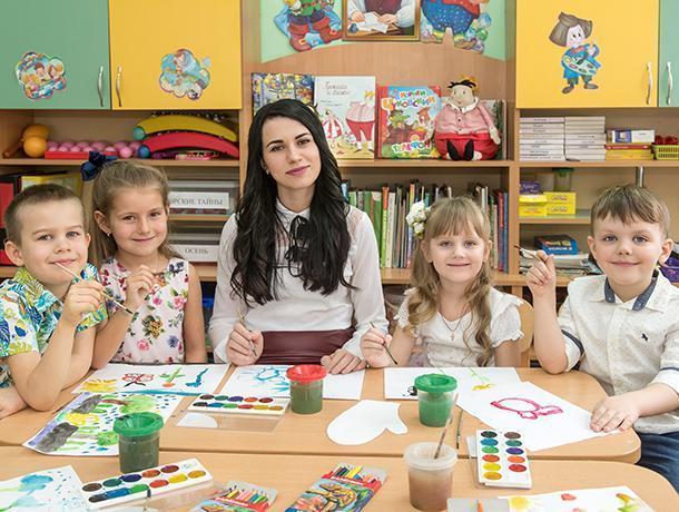 «Лучший воспитатель»: стартовал конкурс народного признания для педагогов дошкольного образования