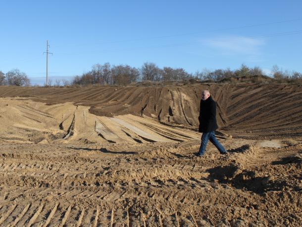 Воронежцев спасут от песчаного карьера, разрушившего дома и дороги
